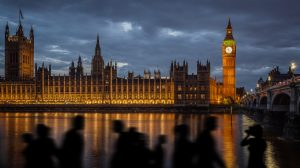Parliament by Steve Lewington