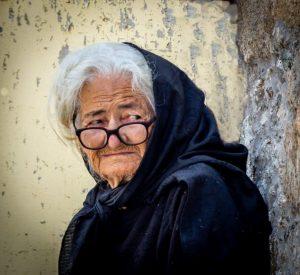 Grand Old Lady + Ray Sweetman