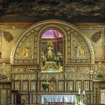 Spanish Church Altar