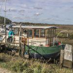 Dutch Residental Barge Tollesbury