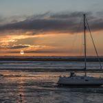 Sunrise at Heybridge